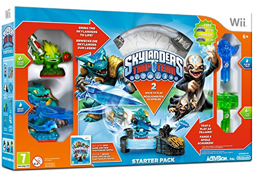 Skylanders Trap Team: Starter Pack (Nintendo Wii) [UK IMPORT]