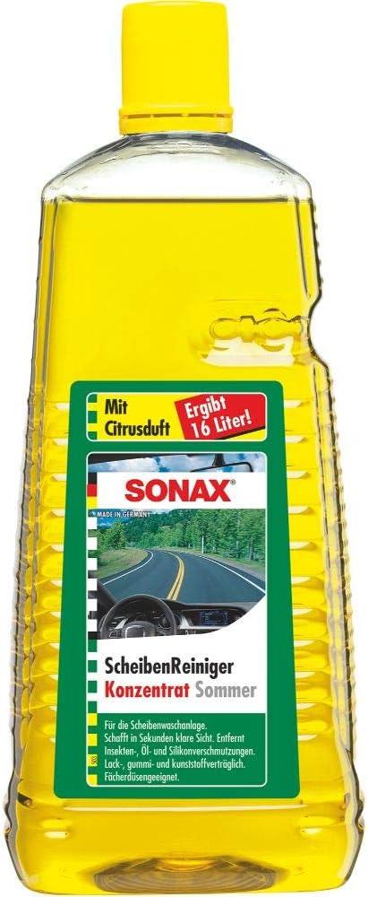 Sonax 391500 Scheibenreiniger Marille 5 02 Liter Gebrauchsfertig Auto