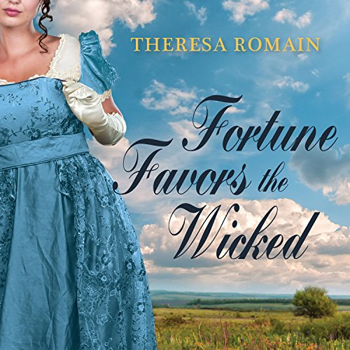 Fortune Favors the Wicked audiobook cover art