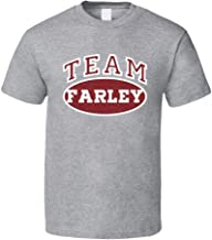 Team Farley Tee Funny Last Name Family Reunion Group T Shirt