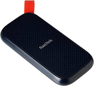 SanDisk SDSSDE30-1T00-G25 1TB Portable SSD, up to 520MB/s Read Speed Grey