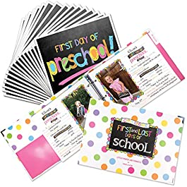 Class Keeper (Set Pastel Dots and Pastel Text Signs)