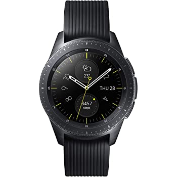 Samsung Galaxy Watch Bluetooth 42 mm - Midnight Black (UK Version)