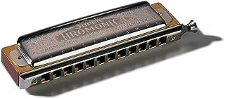 Hohner Super Chromonica Chromatic Harmonica, Key of A