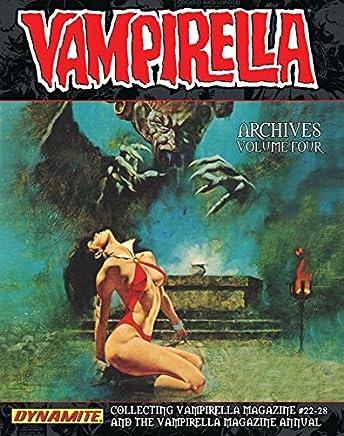 Vampirella Archives Vol. 4 (English Edition)