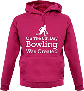 On The 8th Day Bowling was Created - Unisex Hoodie/Hooded Top