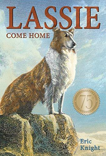 Lassie Come-Home 75th Anniversary Edition (English Edition)