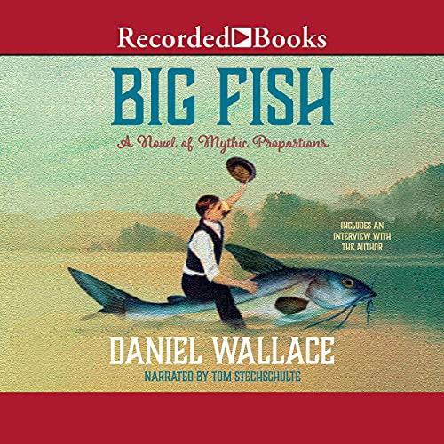 Big Fish Audiobook By Daniel Wallace cover art