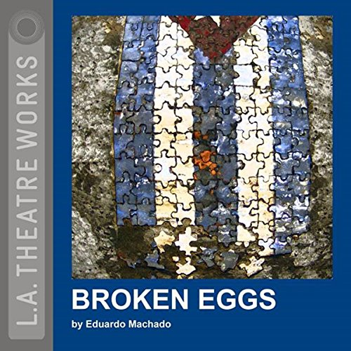 Broken Eggs audiobook cover art