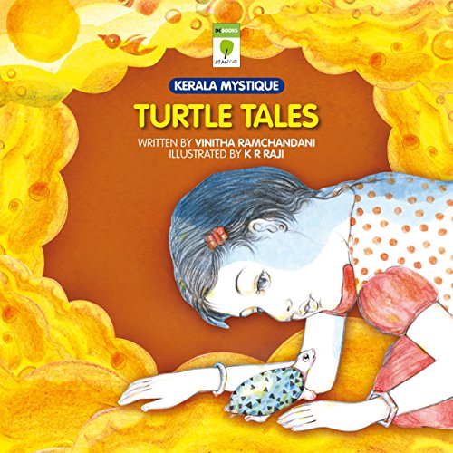 Turtle Tales audiobook cover art