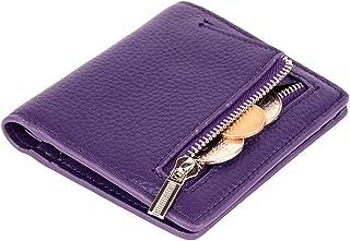 small purple wallet