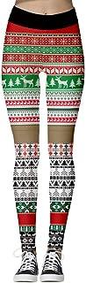 Suéter Cuello Redondo Mujer Pantalones De Yoga Slim Navideños Sudadera Unisexo 3D Impreso Suéter Doble De Dibujos Sueltos ...