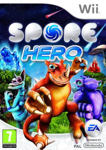 [Import Anglais]Spore Hero Game Wii