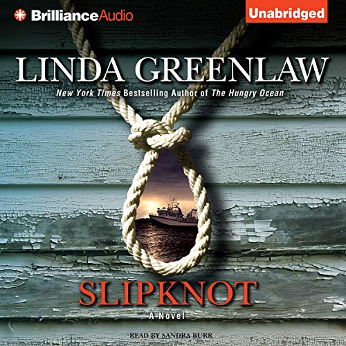 Slipknot audiobook cover art