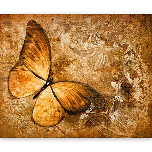 murando Fotomurales Mariposa Insecto 150x116 cm XXL Papel pintado tejido no tejido Decoración de Pared decorativos Murales moderna de Diseno Fotográfico Animales Naturaleza - 10040903-75