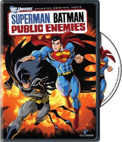dc comics of public enemies Superman/Batman: Public Enemies (Single-Disc Edition)