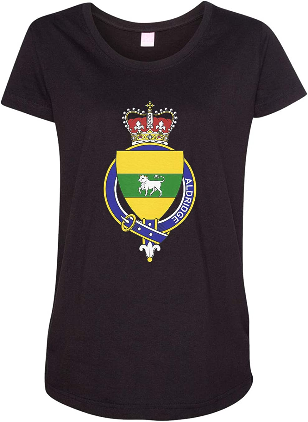HARD EDGE DESIGN Women's English Garter Family Aldridge T-Shirt