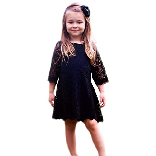 Toddler Dresses 3t Party Black Amazon