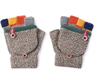 childrens knitted mittens