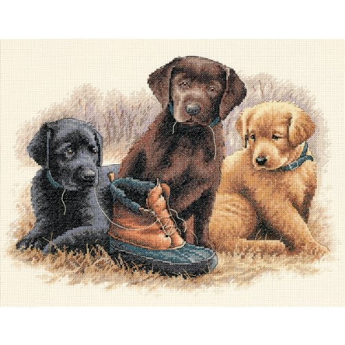 DIMENSIONS Needlecrafts Counted Cross Stitch, Chew Toy