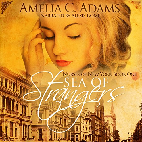 Sea of Strangers audiobook cover art