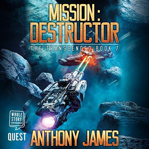 Mission: Destructor cover art