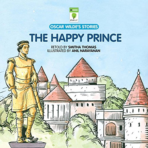 The Happy Prince: Oscar Wilde's Stories audiobook cover art