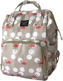 Large Capacity Diaper Backpack,Stylish Nappy Bag,Multiple Pockets Travel Diaper bag