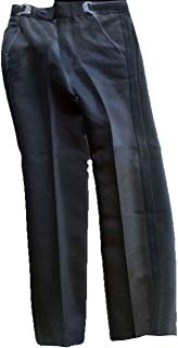 Boys Adjustable-Waist Tuxedo Pants