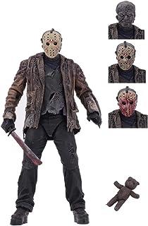 "GD-Clothes Freddy vs Jason Action Figures-Ultimate 7"" Scale Freddy vs Jason Action Figures Toys"