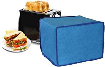4 Slice Toaster Appliance Dust-proof Cover, Kitchen Small Appliance Cover, Toaster Dust-proof Cover, Waterproof Durable Br...