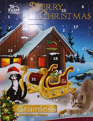 JR Farm Adventskalender voor katten