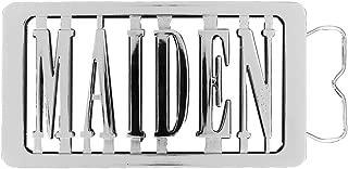 buckle iron maiden