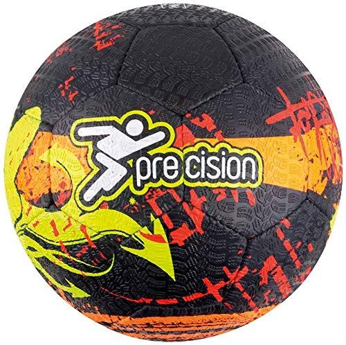 Precision Training Jugend-Fußball, Unisex, Street Mania, Mehrfarbig, Größe 4