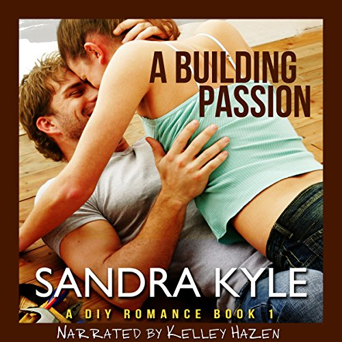 A Building Passion audiobook cover art