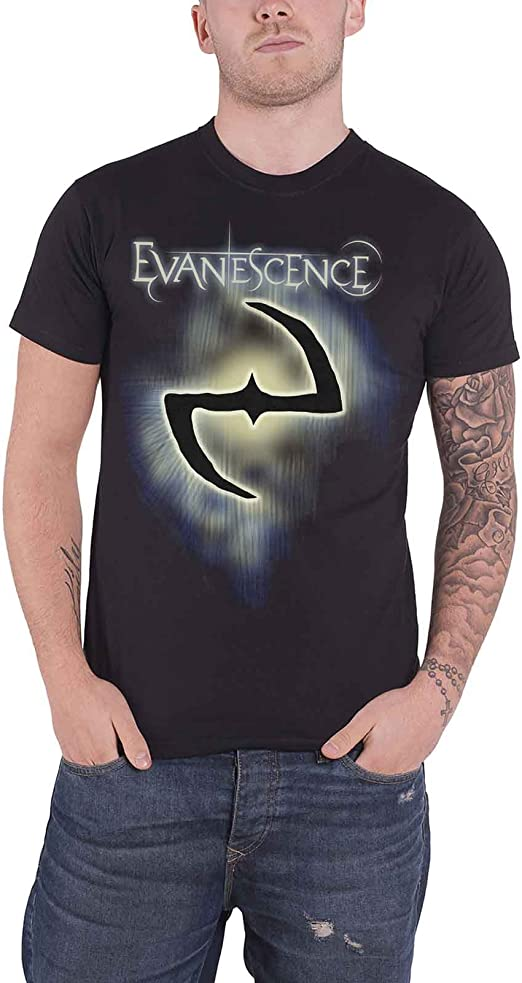 NEW MENS T-SHIRT Evanescence Synthesis Album