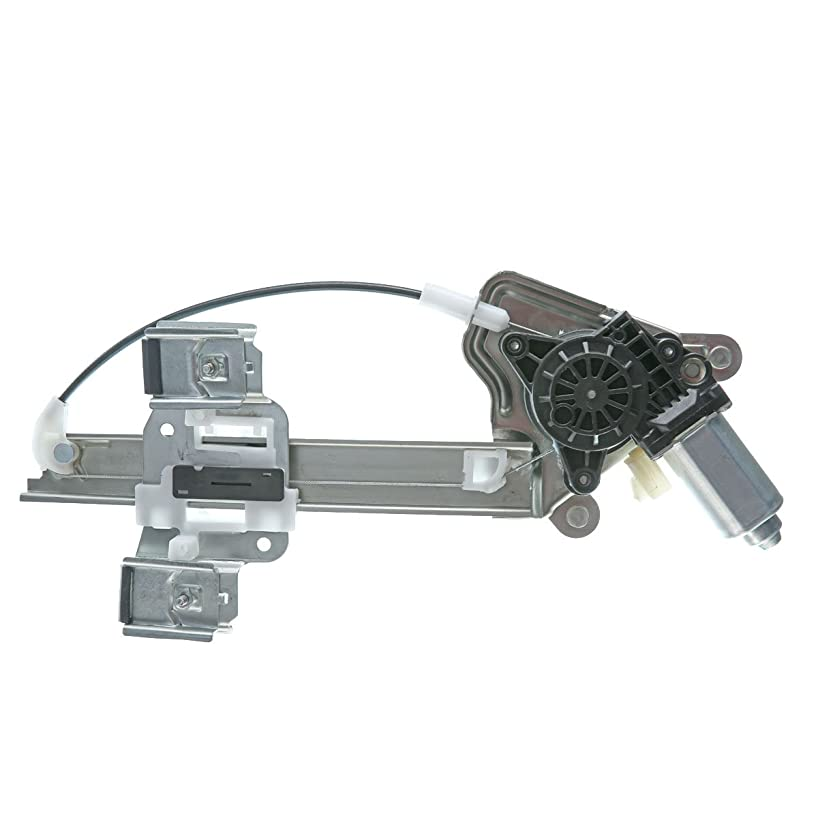 A-Premium Power Window Regulator and Motor Assembly for Oldmobile Aurora 2001-2003 Rear Right Passenger Side