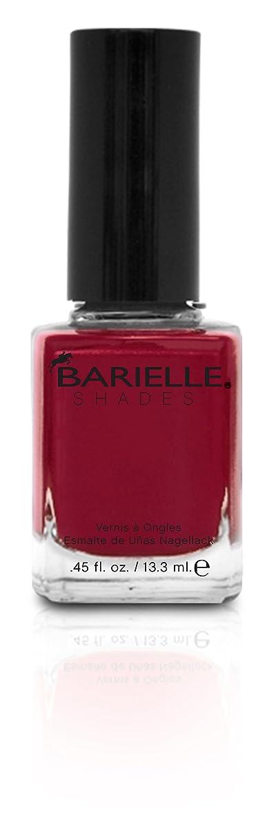 混乱した名声聖職者BARIELLE バリエル ビックアップル レッド 13.3ml Big Apple Red 5262 New York 【正規輸入店】