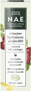 N.A.E. - Crème Jour Hydratante Visage - Certifiée Bio - Huile de Pépins de Raisin Bio et Huile de Tournesol Bio - 98% d'in...