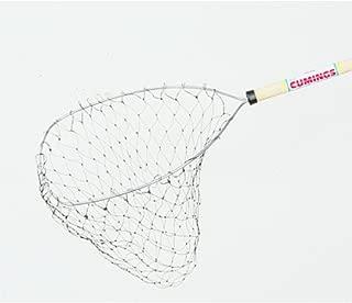 Cumings CCN-48 Promotional Crab Net 48' Wood Handle