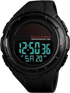 9337f3fe1725 Men s Solar Digital Sports Watch