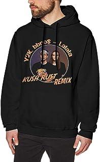 Y2K & Bbno$ Mans Hoodie Sweater Fashion Classic Long Sleeve Tops Hooded Sweatshirt Hoodies