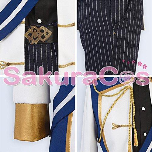 『【SAKURA】 あんさんぶるスターズ! Knights 瀬名泉 コスプレ衣装女性XL』のトップ画像