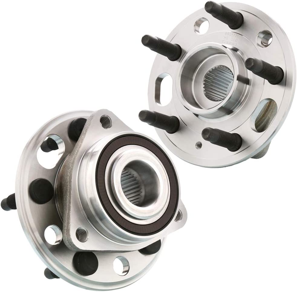 Long Beach Mall 2-Pack 513288 Portland Mall Wheel Hub Bearing Compatible Bui With Assembly