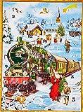 Nage, K: Adventskalender 'Eisenbahn im Schnee'
