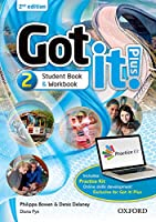 Got it! Plus: Level 2: Student Pack: Get it all with Got it! 2nd edition!