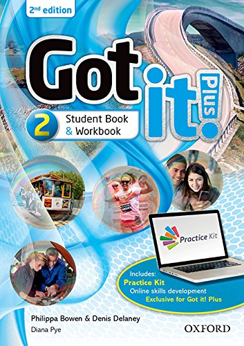 Got It! Plus (2nd Edition) 2. Studen's Book + Workbook with