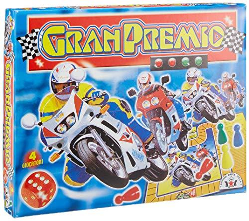 Edizione Marca Stell- Gioco Scatola Gran Premio, Multicolore, 86010.36