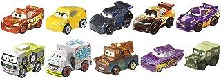 سيارات ميني ريسرز مستوحاة من فلم كارز من ديزني/بيكسار