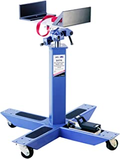 OTC 5078 2000 lbs Capacity Air-Assisted High-Lift Transmission Jack